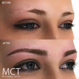 Hybrid 6d brow tattoo my cosmetic tattoo for Eyebrows tattoo price